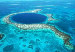 Karayiplerde yıllar sonra ortaya çıkan gizemli keşif