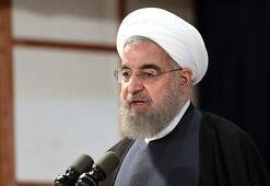 Ruhani: Silah ambargosu kalkmazsa bunun sonuçları ağır olur