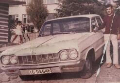 Yıllarca izini sürdüğü dedesinin otomobilini 45 yıl sonra bulup satın aldı