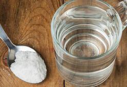 Su ve tuzla doğal dezenfektan: Virüsleri ve bakterileri yok ediyor