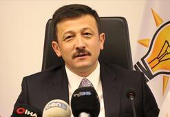 AK Partili Dağdan rejim ve darbe tartışmalarına ilişkin açıklama