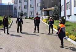 Bartına kaçak giren 11 kişiye karantina uygulaması