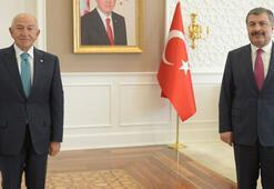 Sağlık Bakanı Fahrettin Koca: Ligler konusunda sorumluluk TFFnin