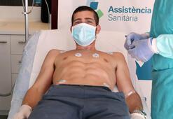 La Ligada futbolculara Kovid-19 testi başladı