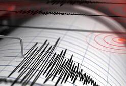 Kütahyada art arda iki deprem