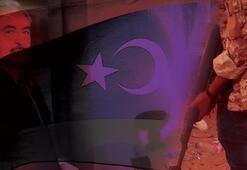 Libyada sıcak saatler Hafter milislerine mühimmat taşıyan kargo uçağı vuruldu