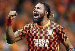 Galatasaray'dan Luyindama paylaşımı