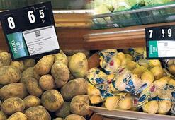 Son dakika haberler: Patates soğan fiyatları Adanada 1 lira, İstanbulda 6 lira