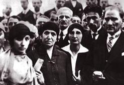 Seçme ve seçilme hakkı nedir Türkiyede kadınlara seçme ve seçilme hakkı ne zaman verilmiştir