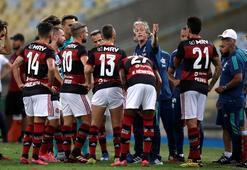 Flamengoda 38 kişinin koronavirüs testi pozitif çıktı