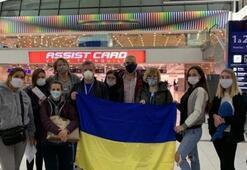 6 ülkenin taşımayı reddettiği Arjantindeki Ukraynalıları Türkiyede