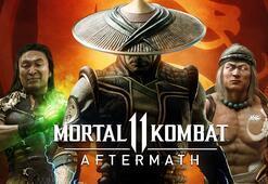 Mortal Kombat 11: Aftermath'ı duyuruldu
