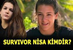 Survivor Nisa kimdir, kaç yaşında Survivor Nisa Bölükbaşı nereli, ne iş yapıyor İşte biyografisi...