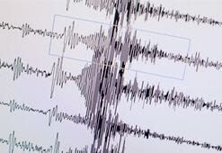 Son depremler neler Bugün en son nerede ve ne zaman deprem oldu (7 Mayıs)
