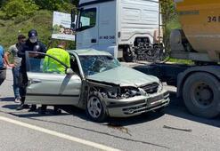 Rivadaki trafik kazasında Beykoz Belediyesi Meclis Üyesi hayatını kaybetti