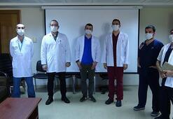 Coronayı yenen 4 doktor, immün plazma bağışladı