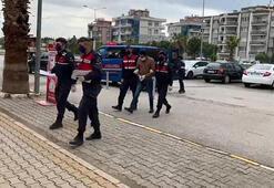 Suç makinesi İzmirde yakalandı