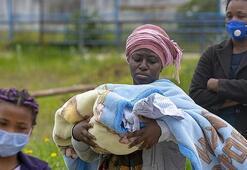Afrikada covid-19 nedeniyle 1 yılda 190 bin kişi ölebilir