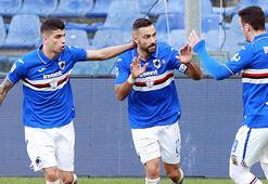 Sampdoriada 3 futbolcuda daha Kovid-19 tespit edildi