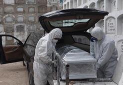Peru ve Ekvadorda corona virüsten ölenlerin sayısı artıyor