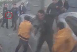 Bekçiye saldıran kişi suç makinesi çıktı