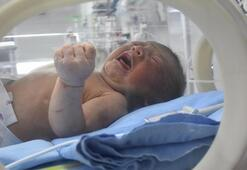 Gaziantepte çöpte bulunan bebekten haber var