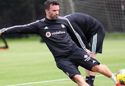Beşiktaş 7 oyuncuyla çalıştı