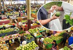 Son dakika haberler: Corona virüs takasa döndürdü Taksi parasını gıda ile ödediler