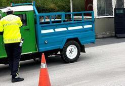 Alkollü sürücünün ehliyetine 2050ye kadar el konuldu
