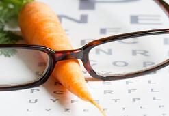 Mutlaka alın: Gözlere iyi gelen vitaminler bunlarmış
