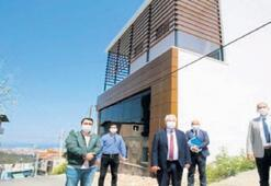 Karabağlar'ın 17. semt merkezi Limontepe'de