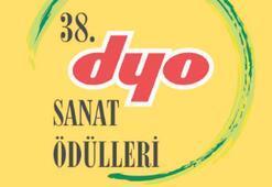 DYO Sanat Ödülleri sahiplerini buldu