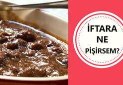 Günün iftar menüsü: 17. gün