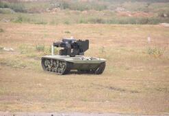 Seri üretim başlıyor Mini tank Mehmetçikin yayında olacak