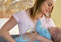 Ece Vahapoğlu: uyku arasında bile bebeğimi özlüyorum