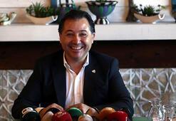 Bursaspor Başkanı Mestan: Süper Lige çıkacağız