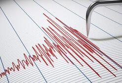Son dakika... Deprem mi oldu AFAD, Kandilli Rasathanesi son depremler listesi