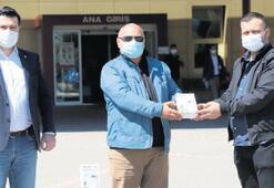 Belediyeden, Devlet Hastanesine destek