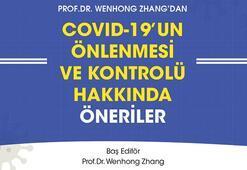 Çinli uzmandan Kovid 19 için rehber kitapçık