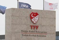 Türkiye Futbol Federasyonundan geçmiş olsun mesajı