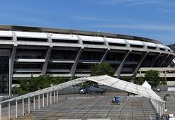 Dünyaca ünlü dev stadyum hastaneye dönüştürülüyor