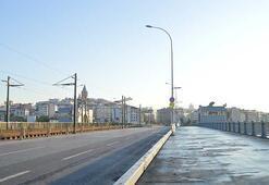 İstanbulda sokağa çıkma yasağının son gününde sessizlik hakim