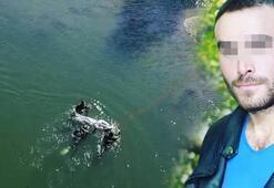 Helallik isteyip, nehre atlayan gencin cesedi bulundu