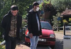 Polisten kaçan 2 arkadaşa 2 saatte 13 bin lira ceza
