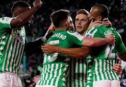 Real Betiste 3 futbolcu coronavirüse yakalandı