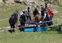 Hayvanlarını otlatırken ayının saldırısına uğrayan yaşlı kadın öldü