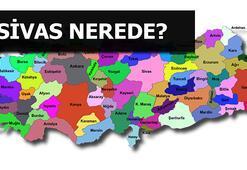 Sivas Nerede, Hangi Bölgede Sivasın Kaç İlçesi Var, İlçelerin Ortalama Nüfusu Nedir