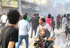 Son dakika | El Babda kanlı saldırı En az 11 sivil yaralandı