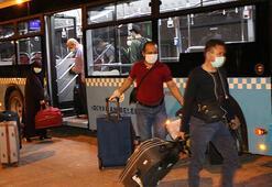 Cezayirden gelen 101 kişi Adıyamanda karantinaya alındı