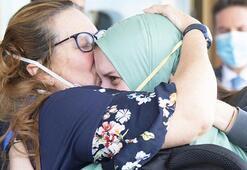 İtalyanın konuştuğu kadın 18 aylık esaretten MİT kurtarmıştı: İslamiyeti nasıl seçtiğini anlattı